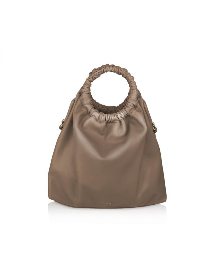 Image for Handbag Annie Pomikaki BEIGE