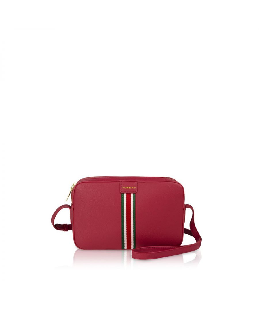 Image for Crossbody Bag Camy Pomikaki RED WINE