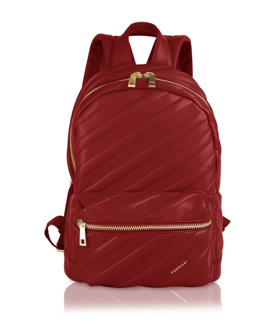 Image for Backpack Glam Pomikaki RED