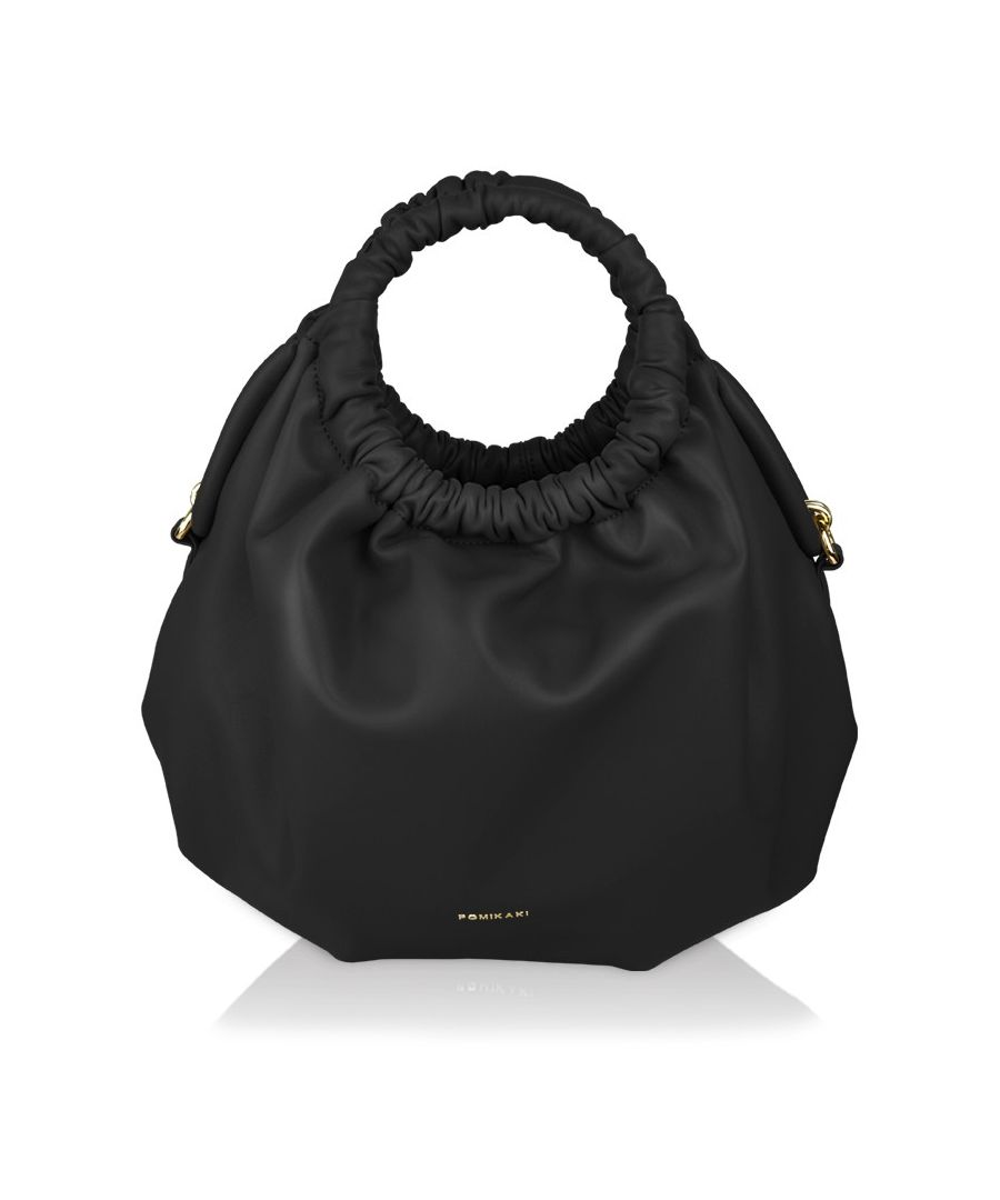Image for Handbag Kylie Pomikaki BLACK