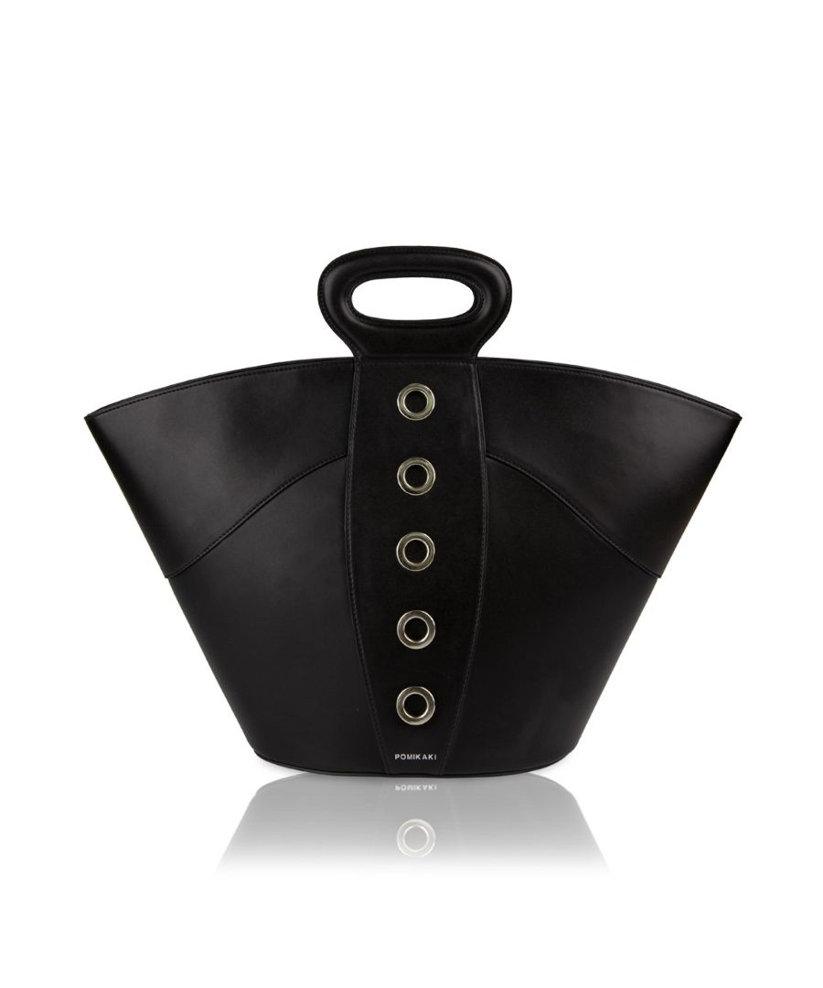 Image for Handbag Market Big Pomikaki BLACK