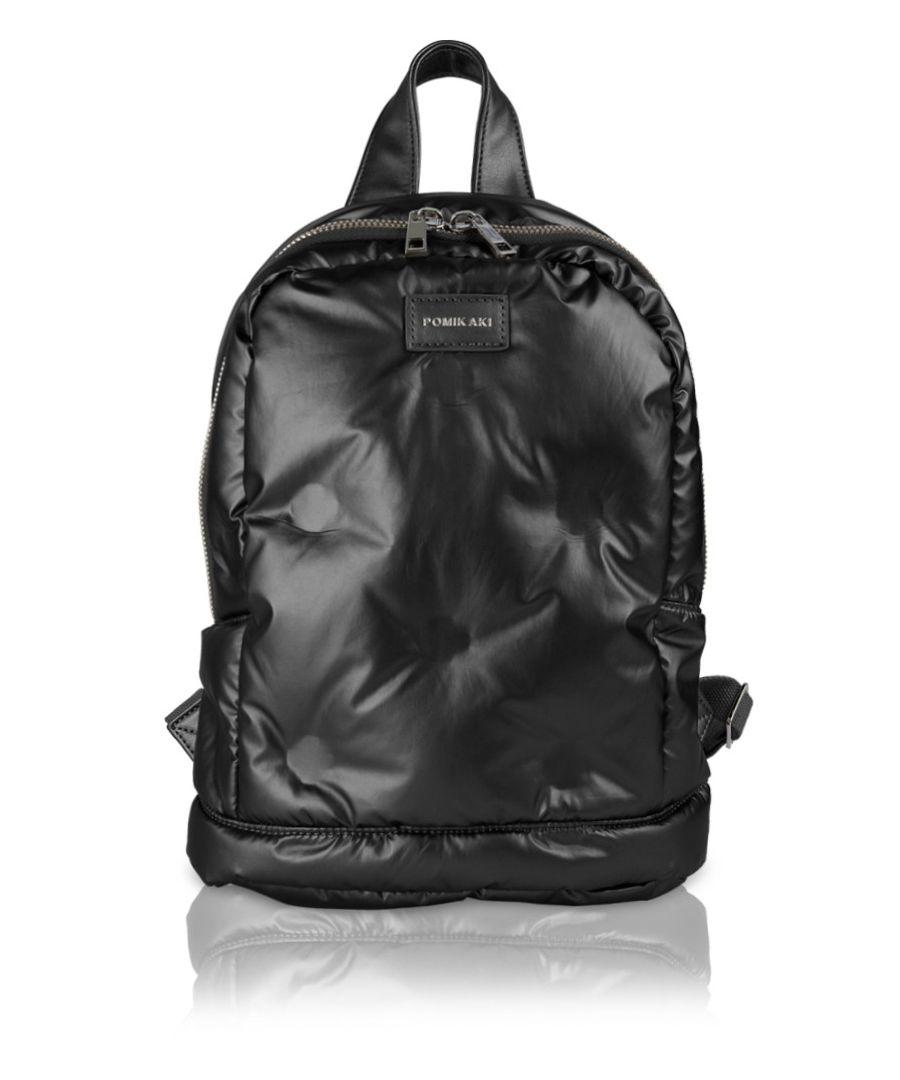 Image for Backpack Puffy Pomikaki BLACK