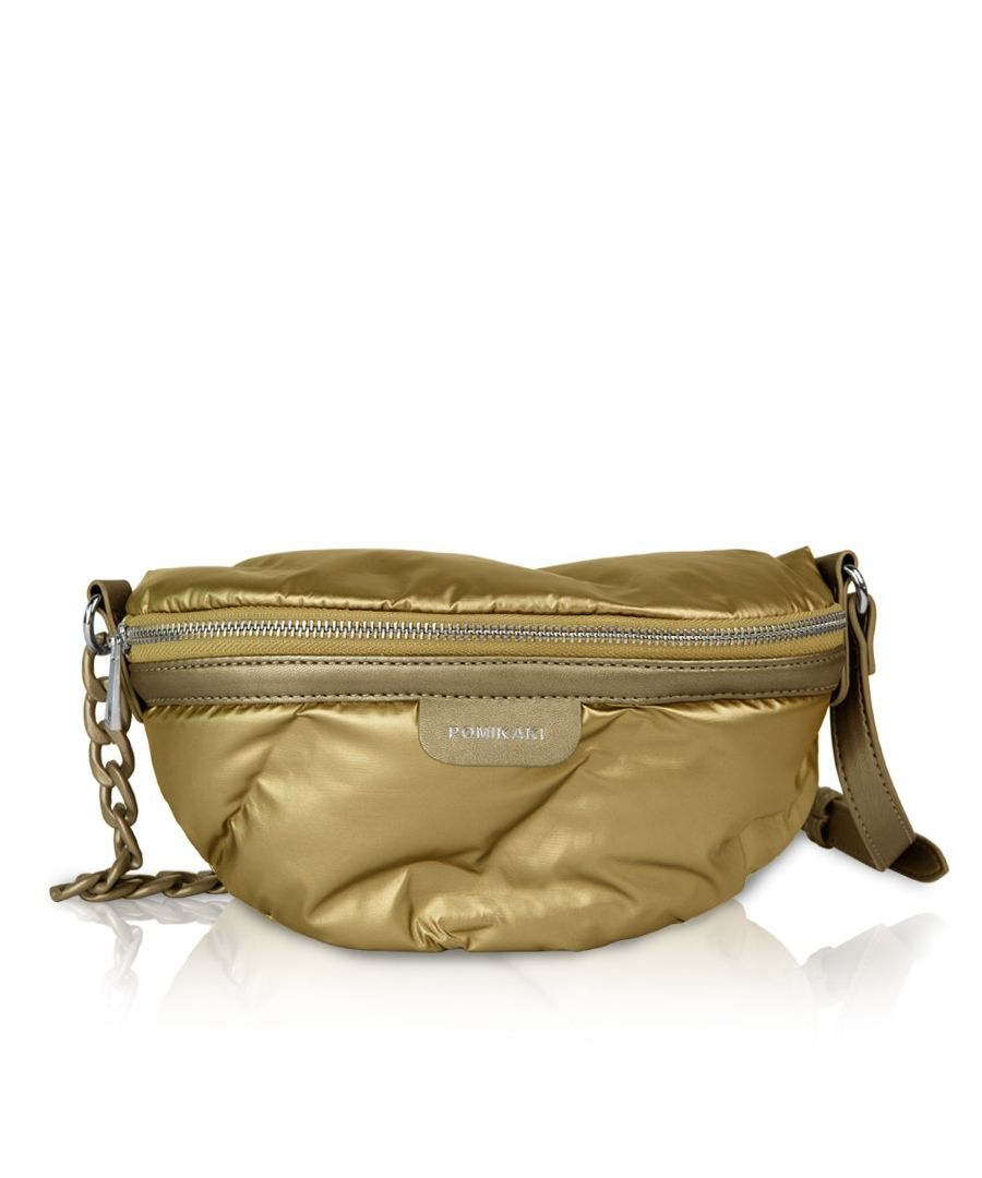 Image for Belt Bag Puffy Pomikaki GOLD