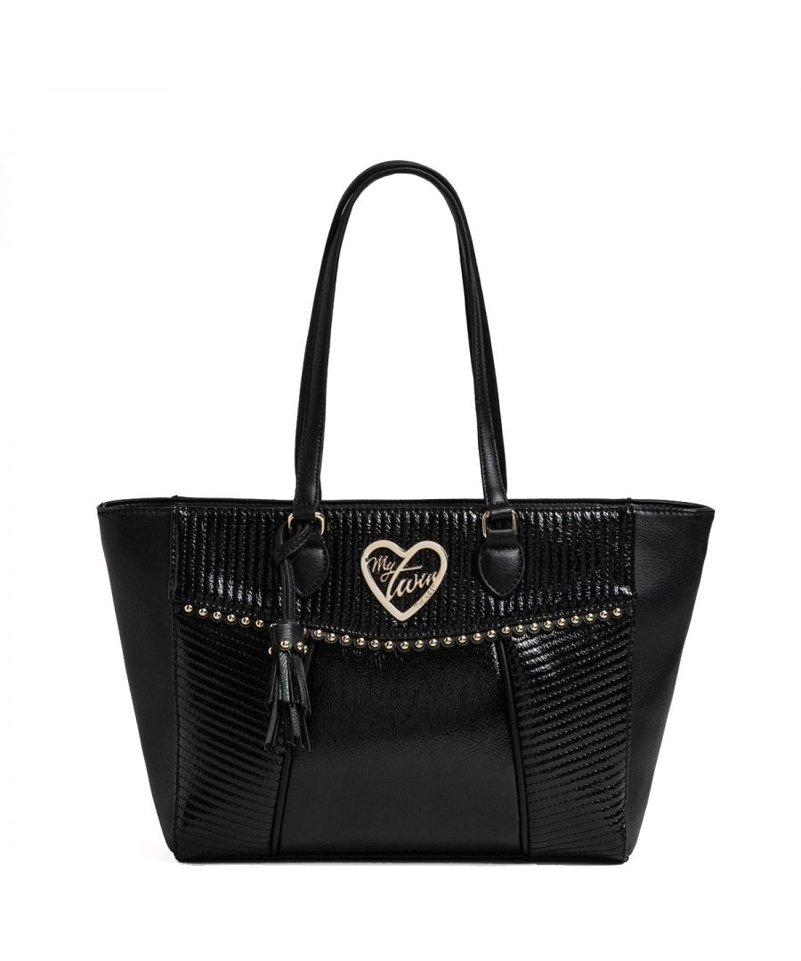 Image for Patent effect shopper My Twin NERO