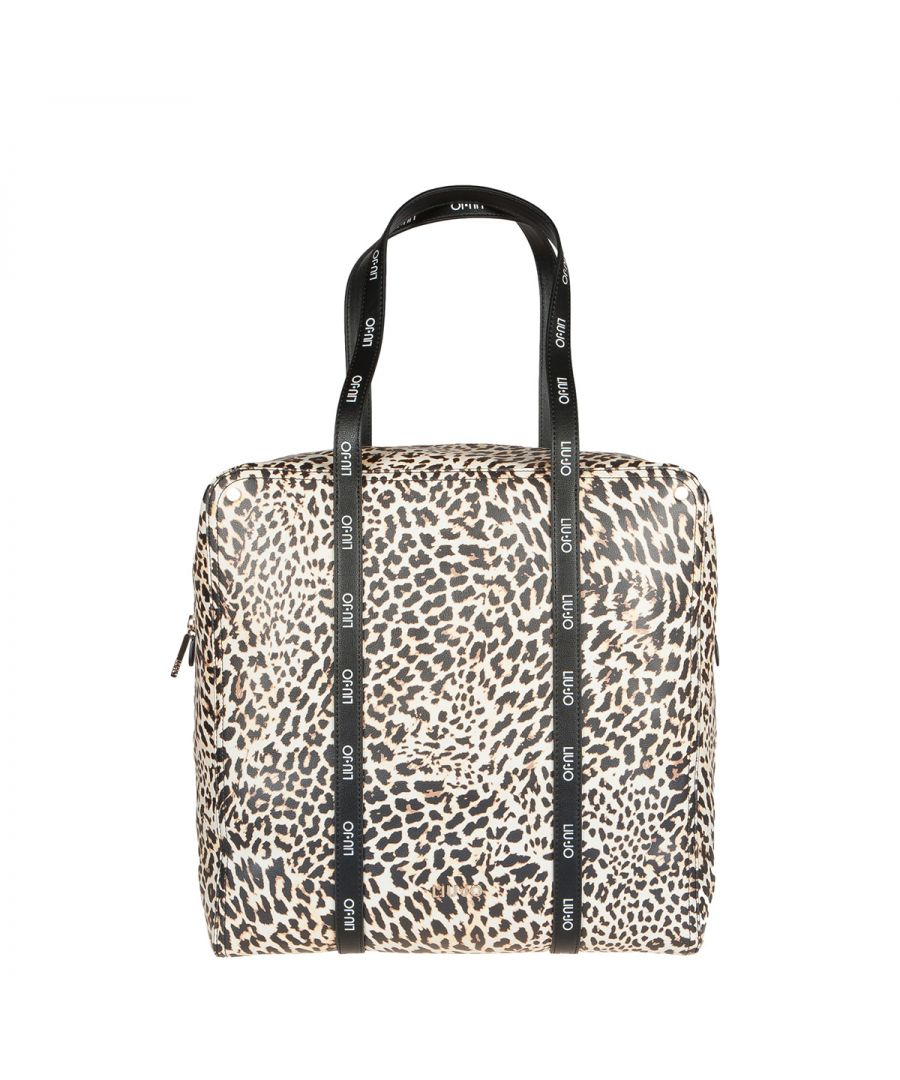 Image for Shopping Bag L Animalier Liu Jo MACULA NATURALE