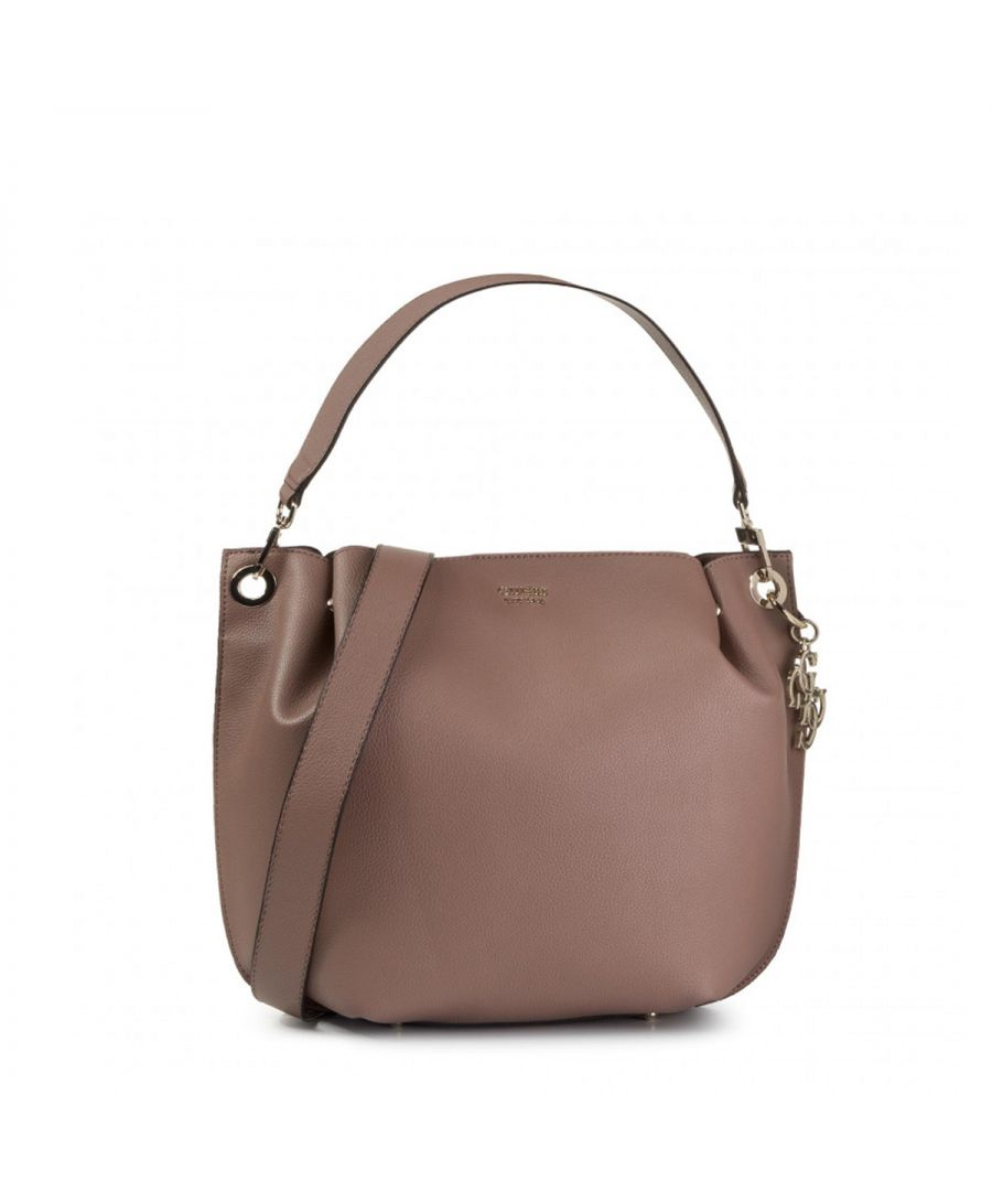 Image for Hobo Bag Digital with crossbody Guess LATTE