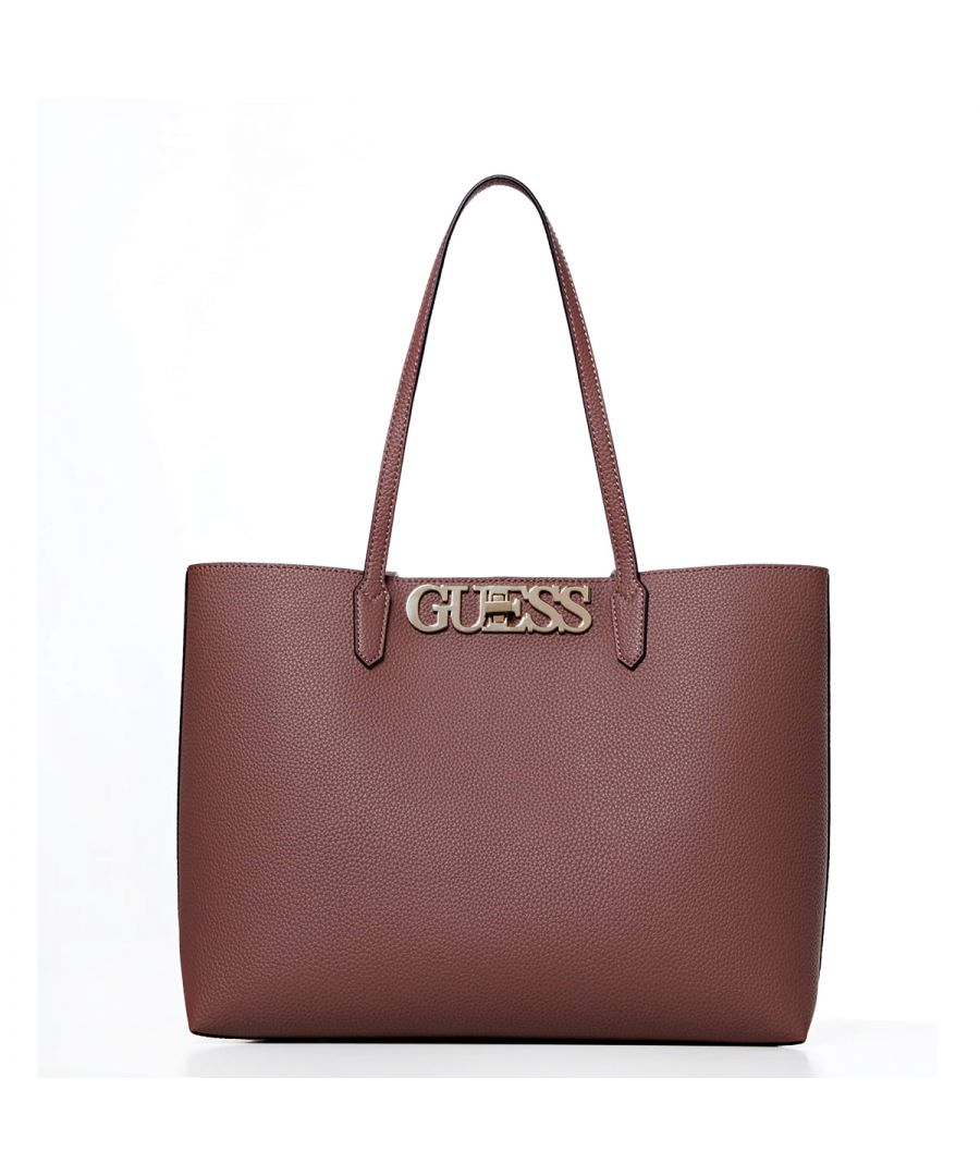 Image for Shopper Uptown Chic Guess MOCHA
