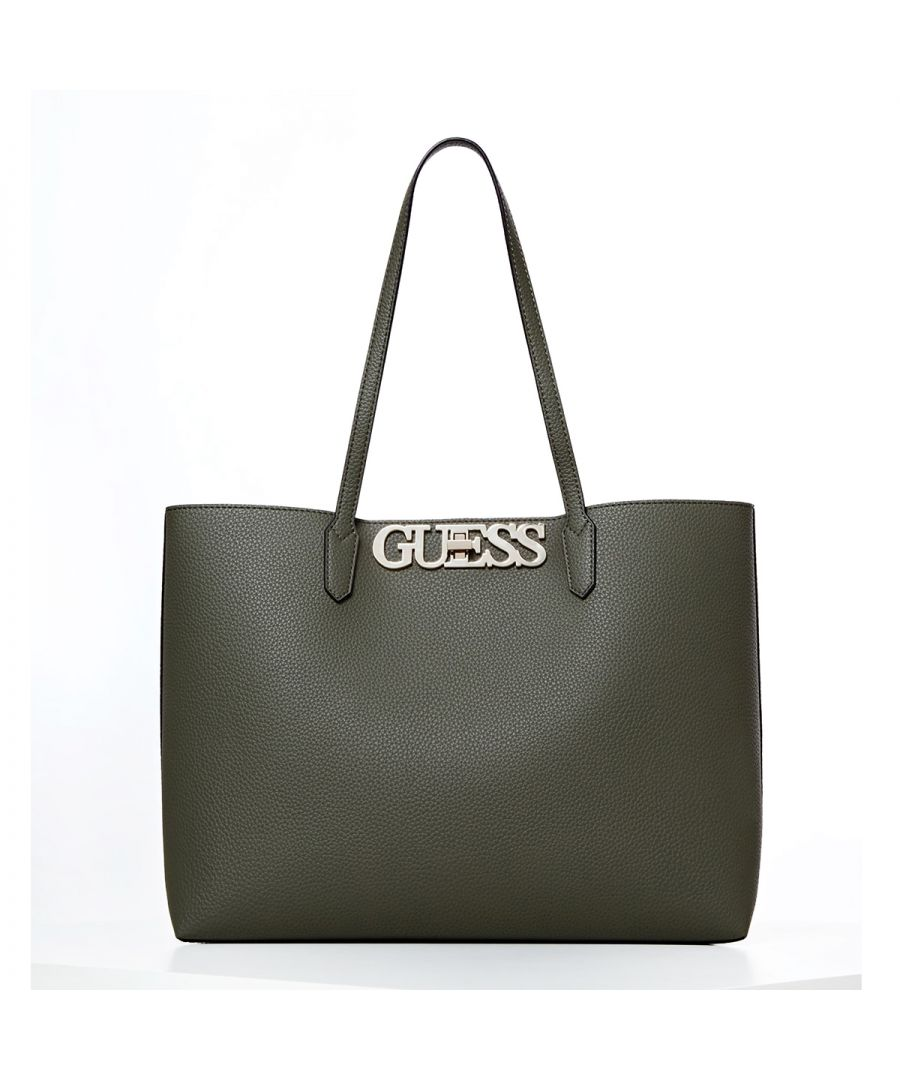 Image for Shopper Uptown Chic Guess OLIVE