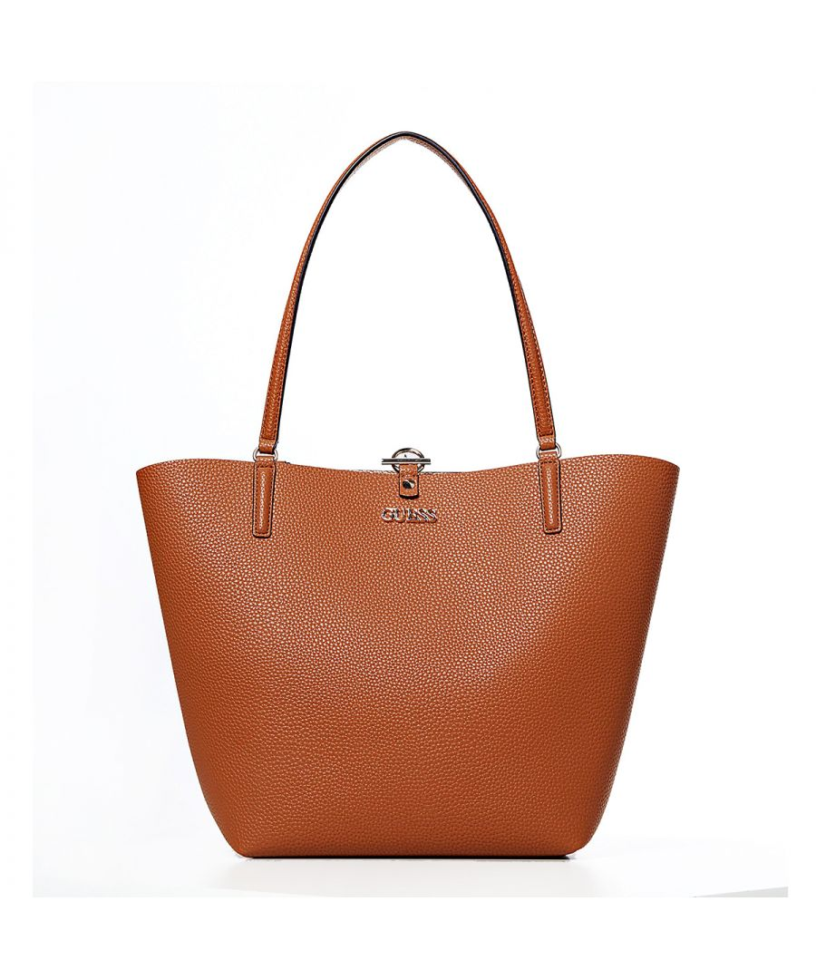 Image for Shopper Alby Guess COGNAC/ROSEGOLD