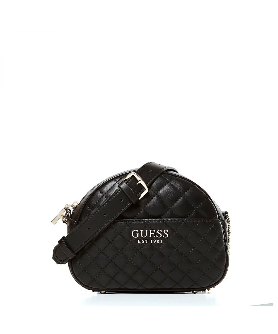 Image for Mini crossbody Brielle Guess BLACK