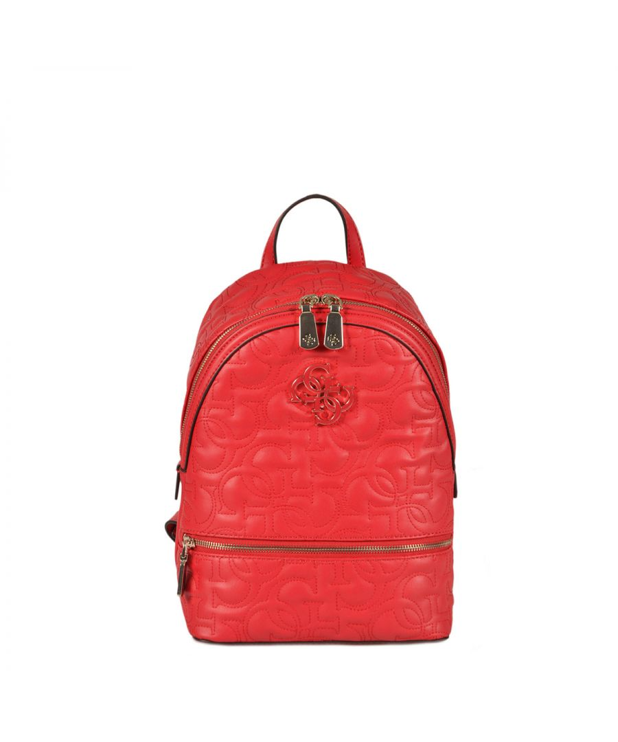 Image for New Wave 4G Backpack Guess RED