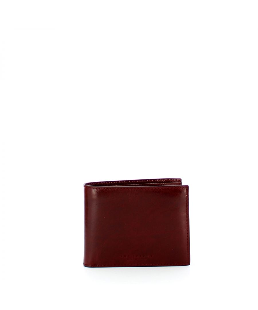 Image for Men Wallet Capalbio with coin pouch The Bridge BORDEAUX ABB. O