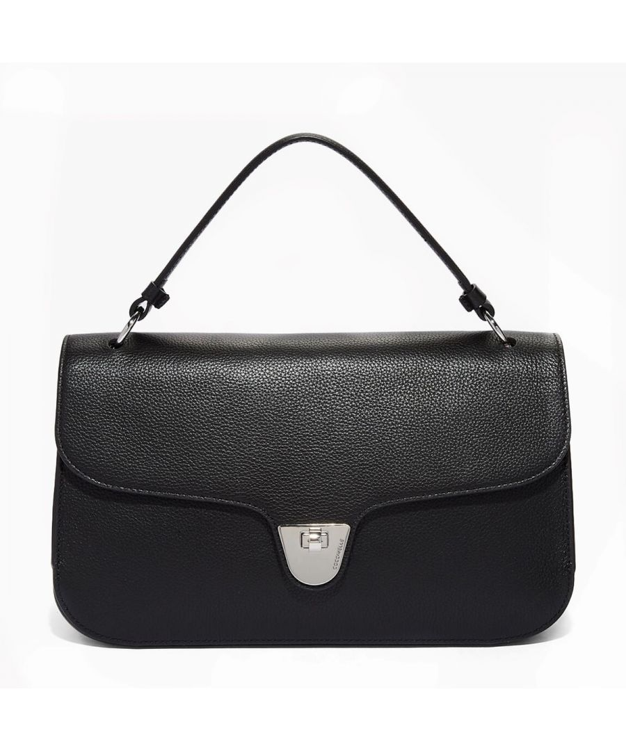 Image for Florence Medium Handbag Coccinelle NOIR
