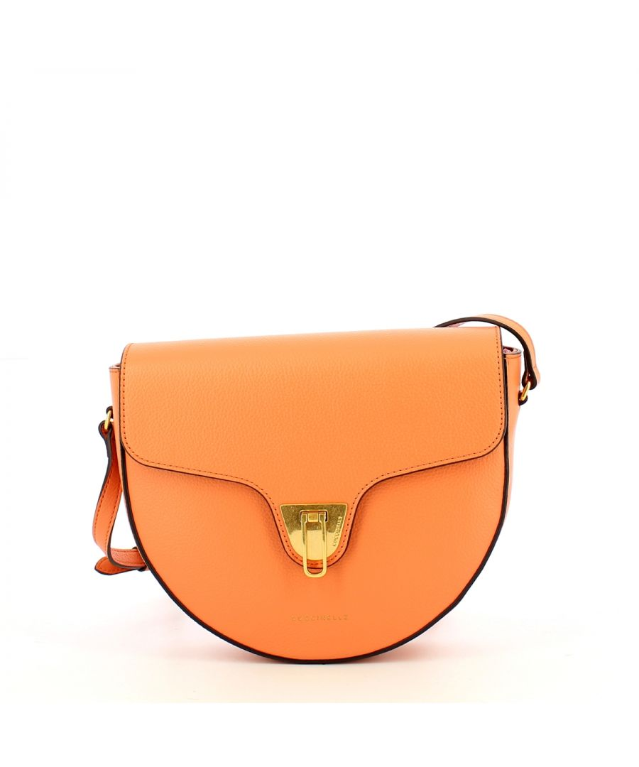 Image for Beat Soft Crossbody Bag Coccinelle PEACH