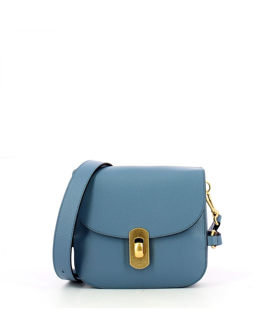 Image for Zaniah Minibag in Leather Coccinelle DENIM