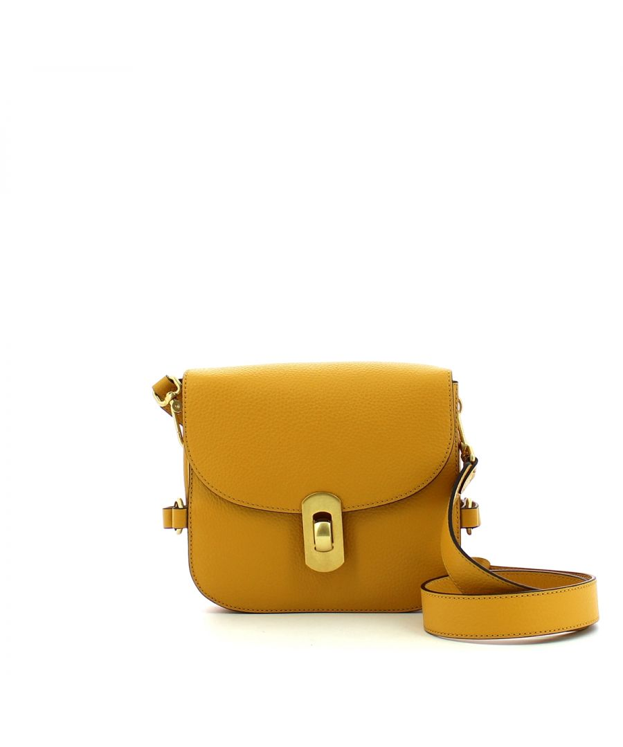 Image for Zaniah Minibag in genuine leather Coccinelle SUN