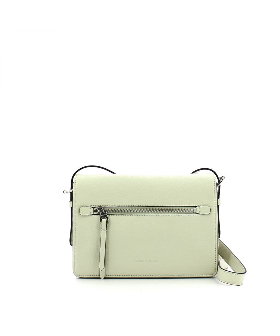 Image for Twiga Crossbody Bag Coccinelle CHALK