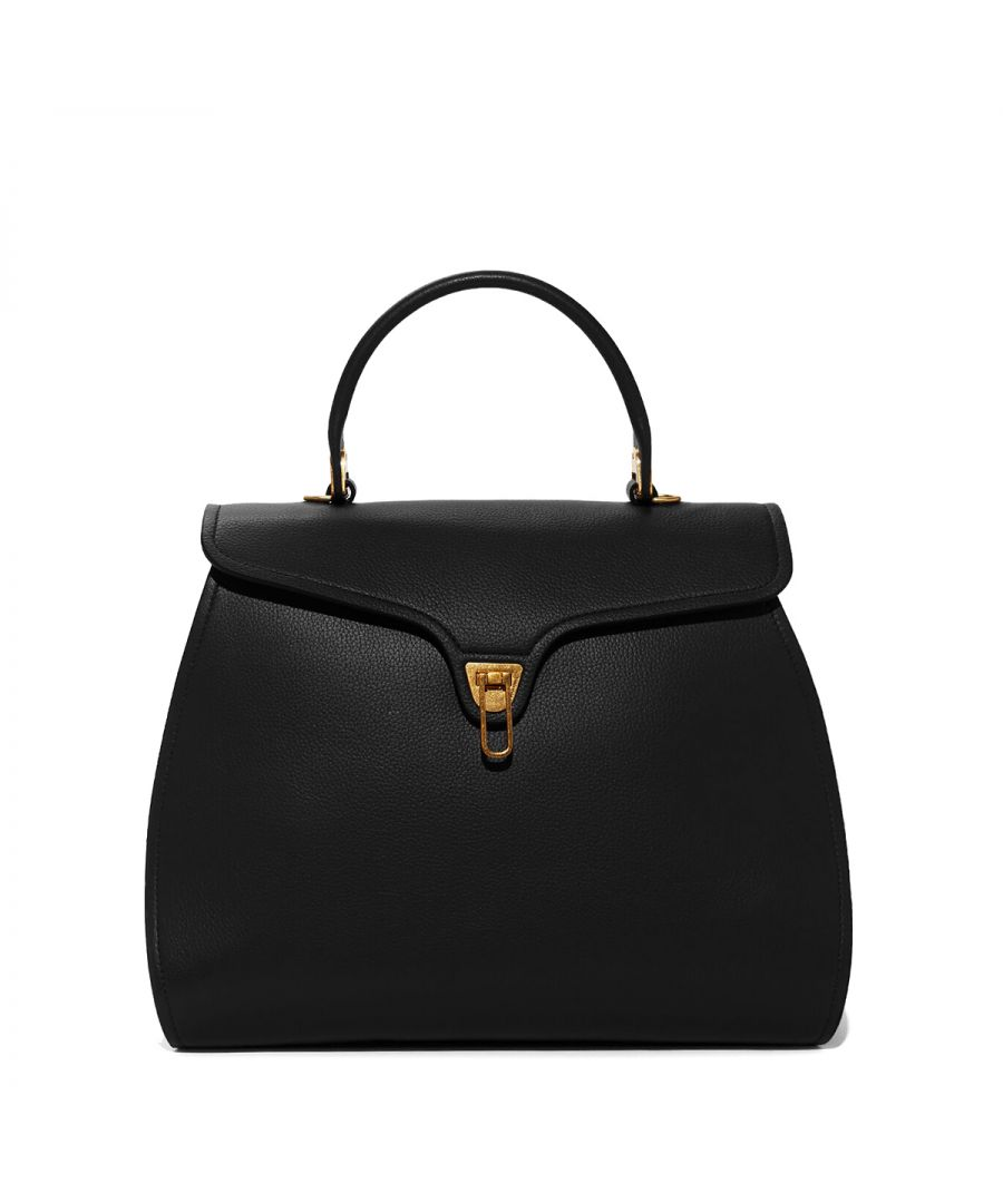 Image for Marvin Medium Handbag Coccinelle NOIR