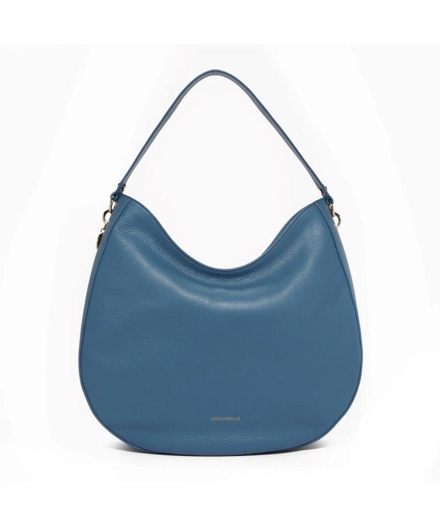 Image for Alpha Hobo Bag Coccinelle DENIM