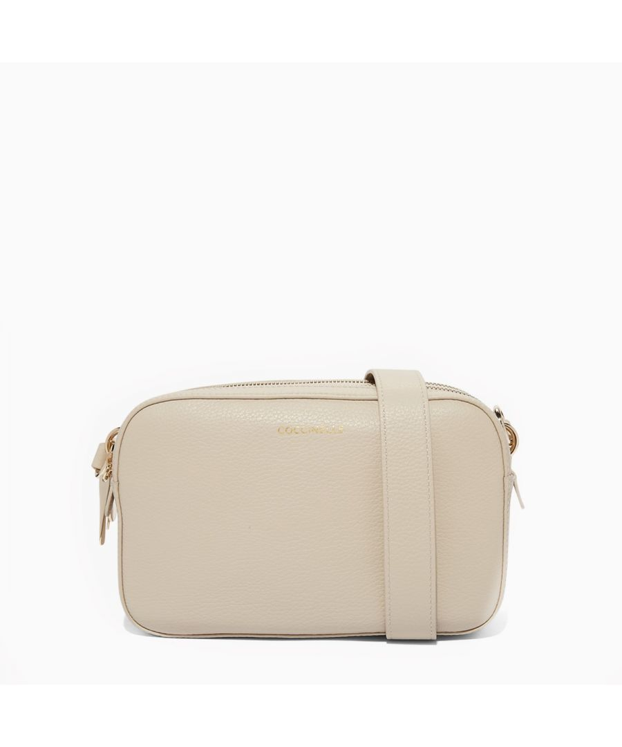 Image for Alpha Double Zip Camera Bag Coccinelle SEASHELL