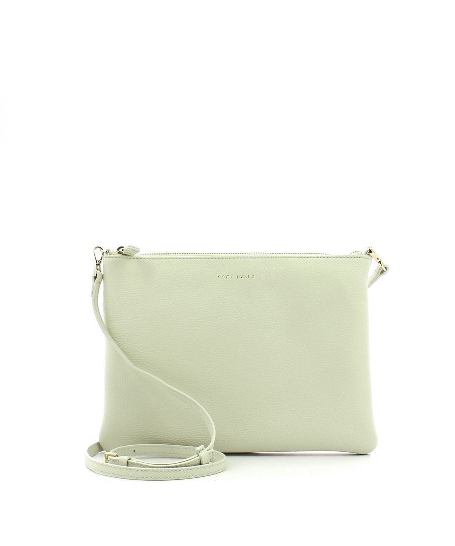 Image for New Best Soft with Crossbody Coccinelle CHALK