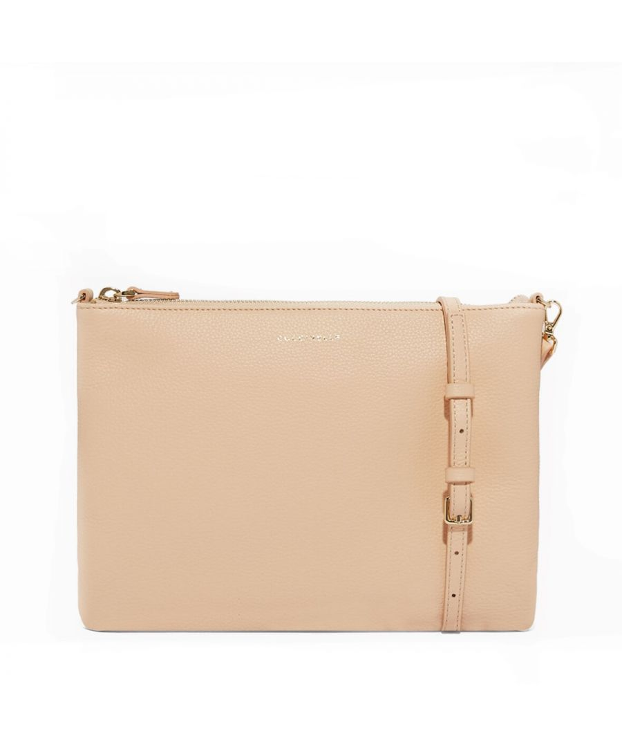 Image for New Best Soft with Crossbody Coccinelle NUDE