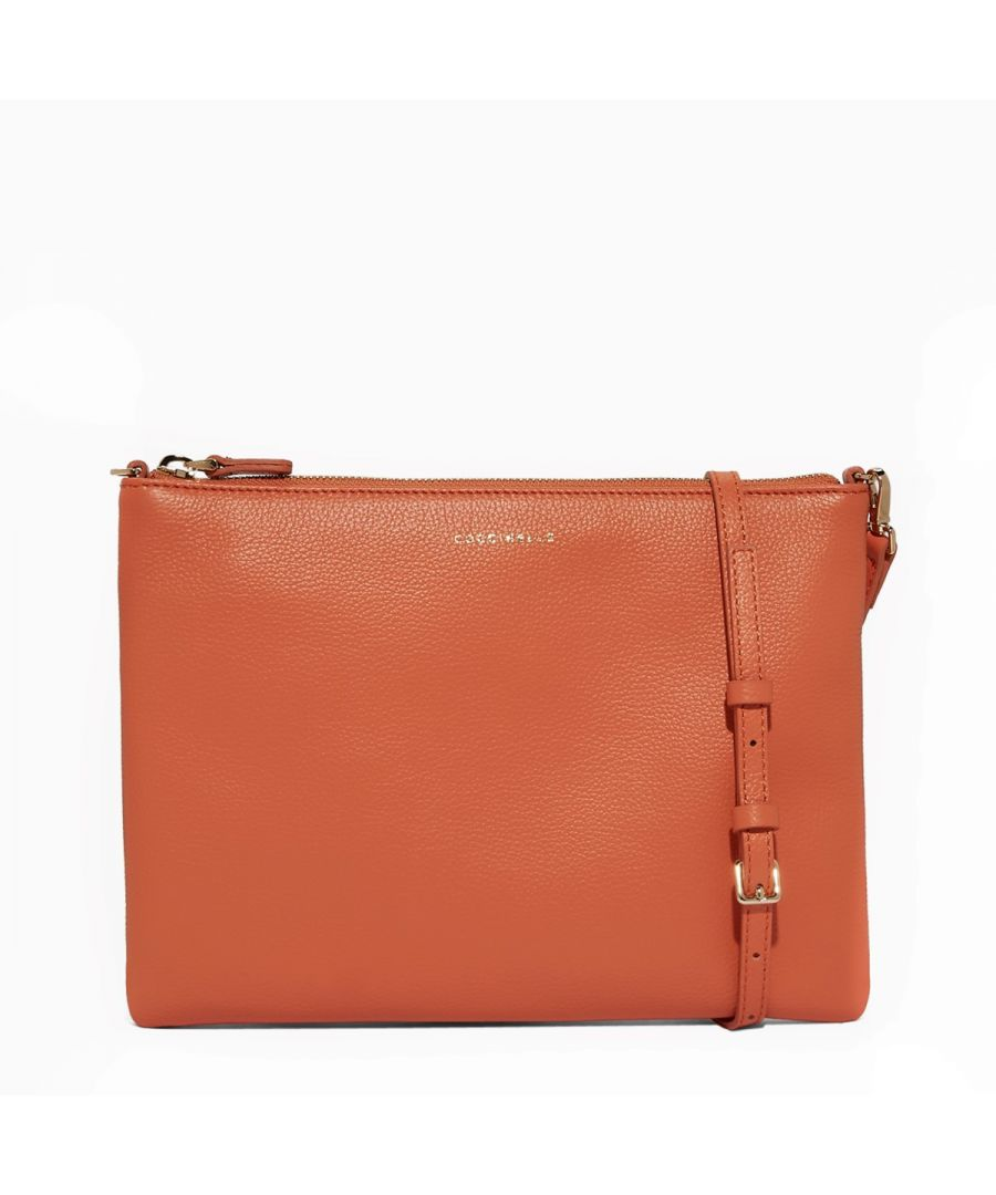 Image for New Best Soft with Crossbody Coccinelle PEACH