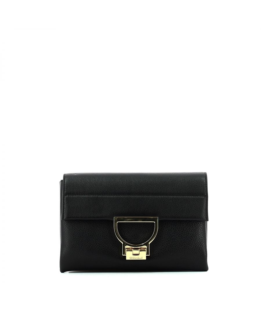 Image for Arlettis crossbody clutch Coccinelle NOIR