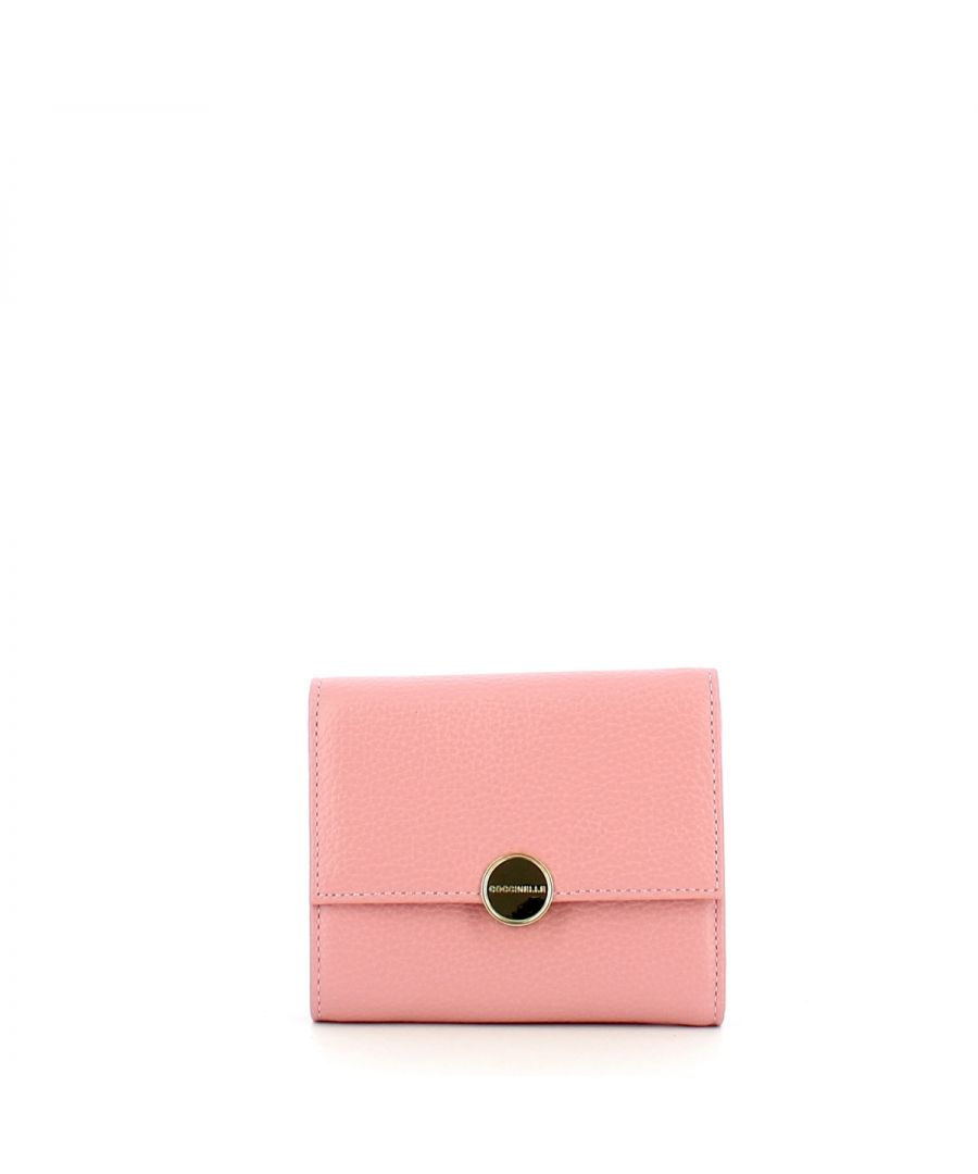 Image for Olivia Small Trifold Wallet Coccinelle BLOSSOM