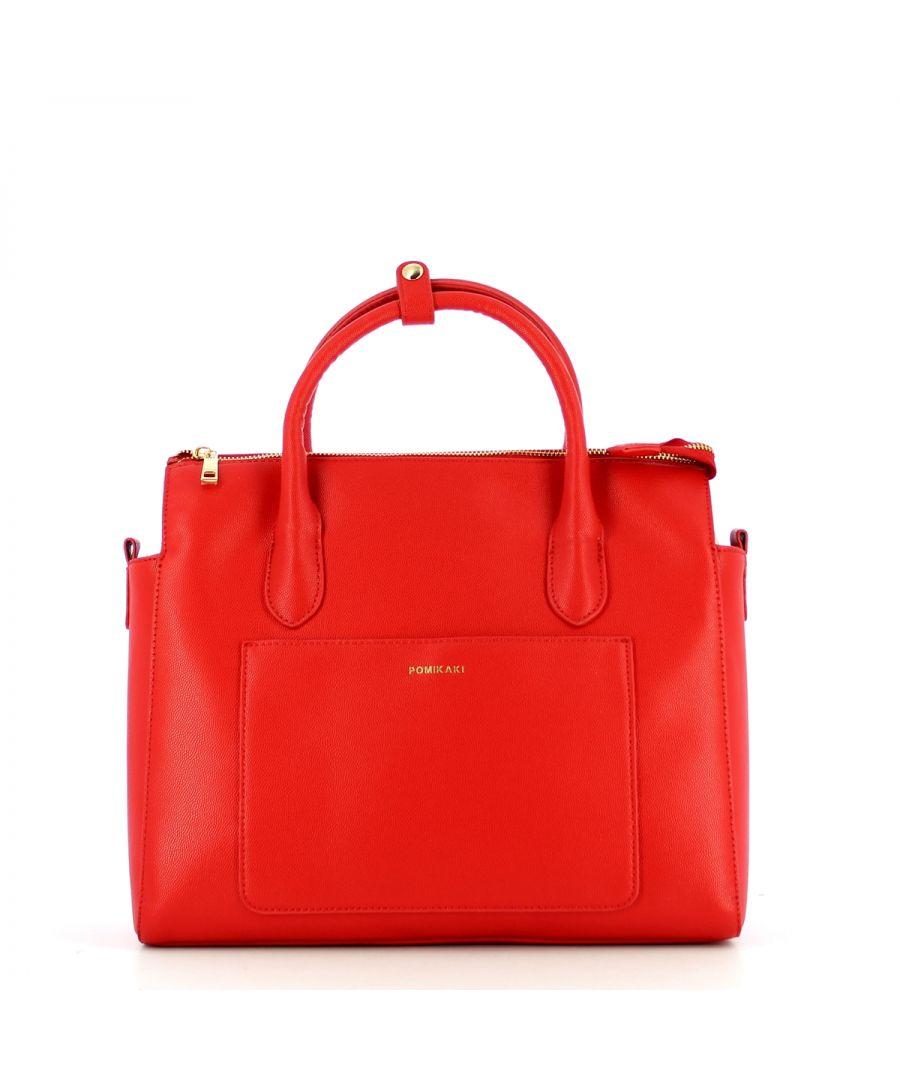 Image for Sixty Handbag Pomikaki RED