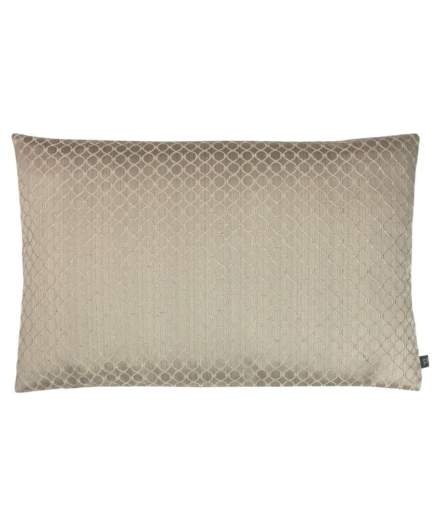 Image for Prestigious Textiles Gemstone Polyester Filled Cushion, Polyester, Sandstone