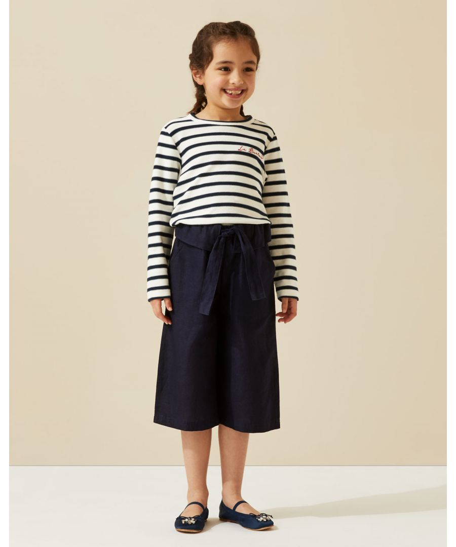 Image for Linen Culottes