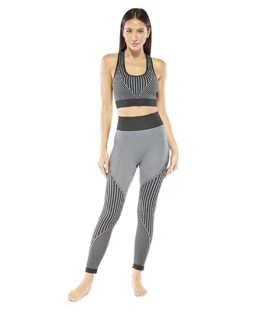 Image for Linear Striped Legging