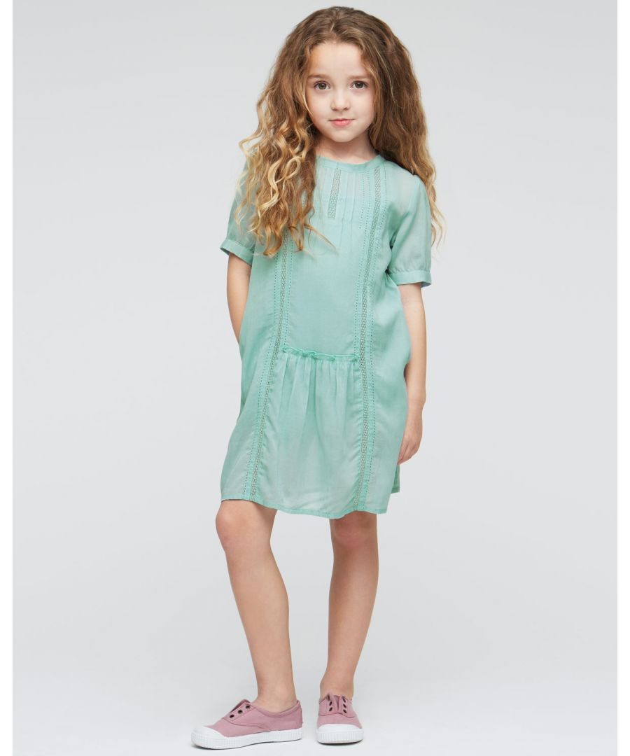 Image for Lace Insert Dress