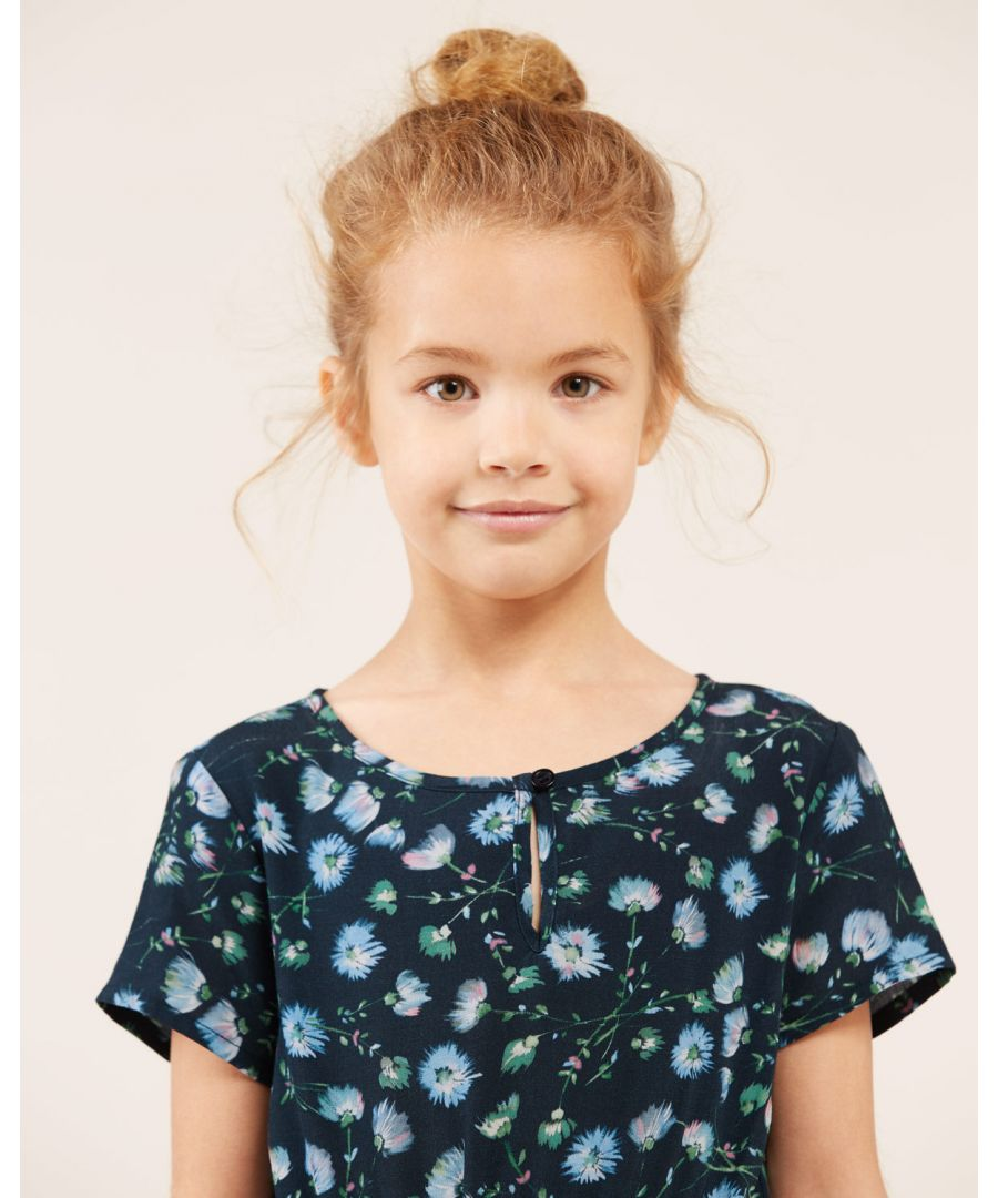 Image for Dandelion Print Dress