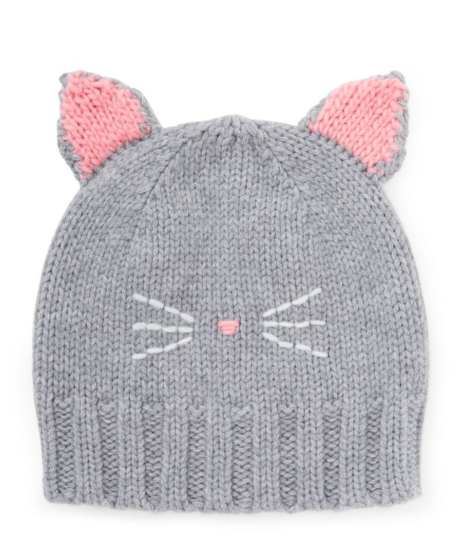 Image for Cat Knitted Hat
