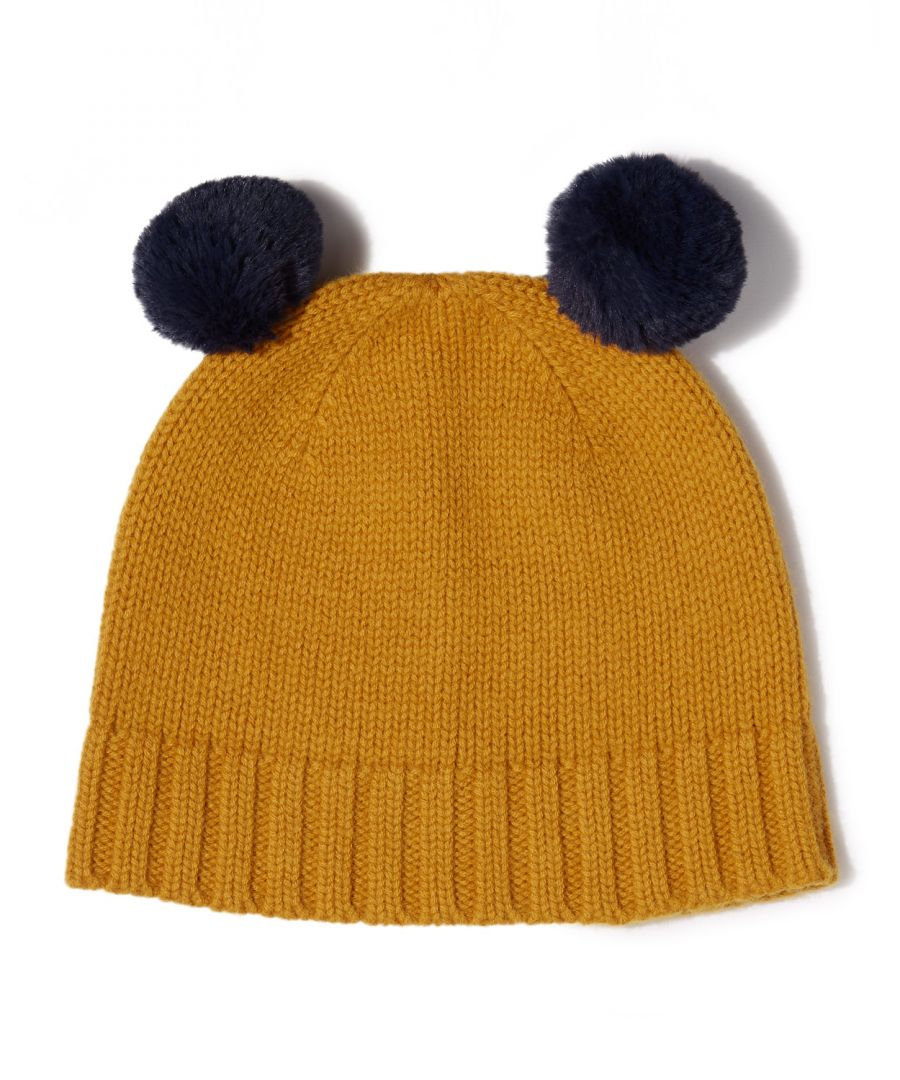 Image for Faux Fur Trim Hat