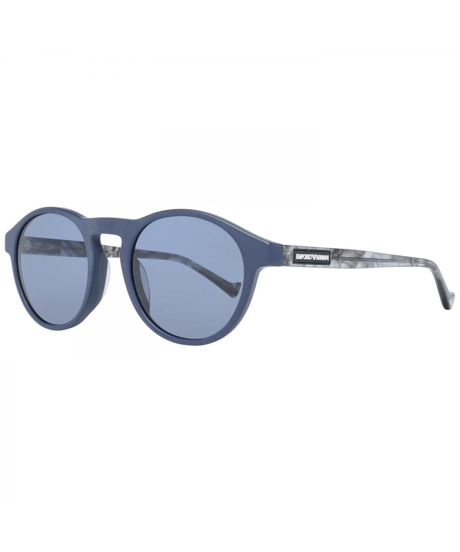 Image for Emporio Armani Blue Men Sunglasses