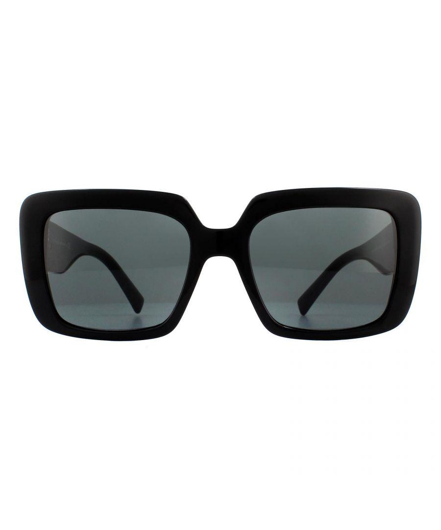 Image for Versace Sunglasses VE4384B GB1/87 Black Grey