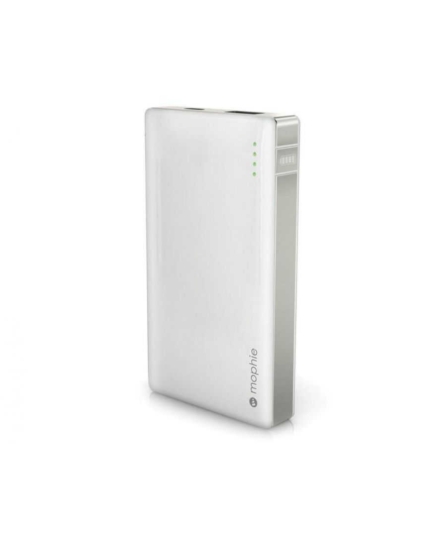 Image for Mophie Juice Pack Powerstation 2500mah Powerbank White