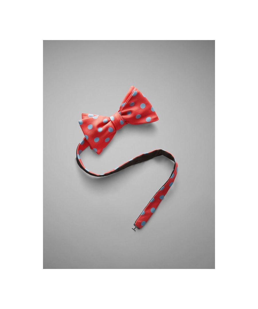 Image for Large Polka Dot Bow Tie