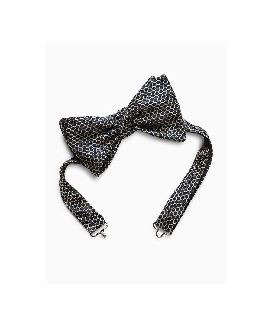 Image for Honeycomb Printed Tie