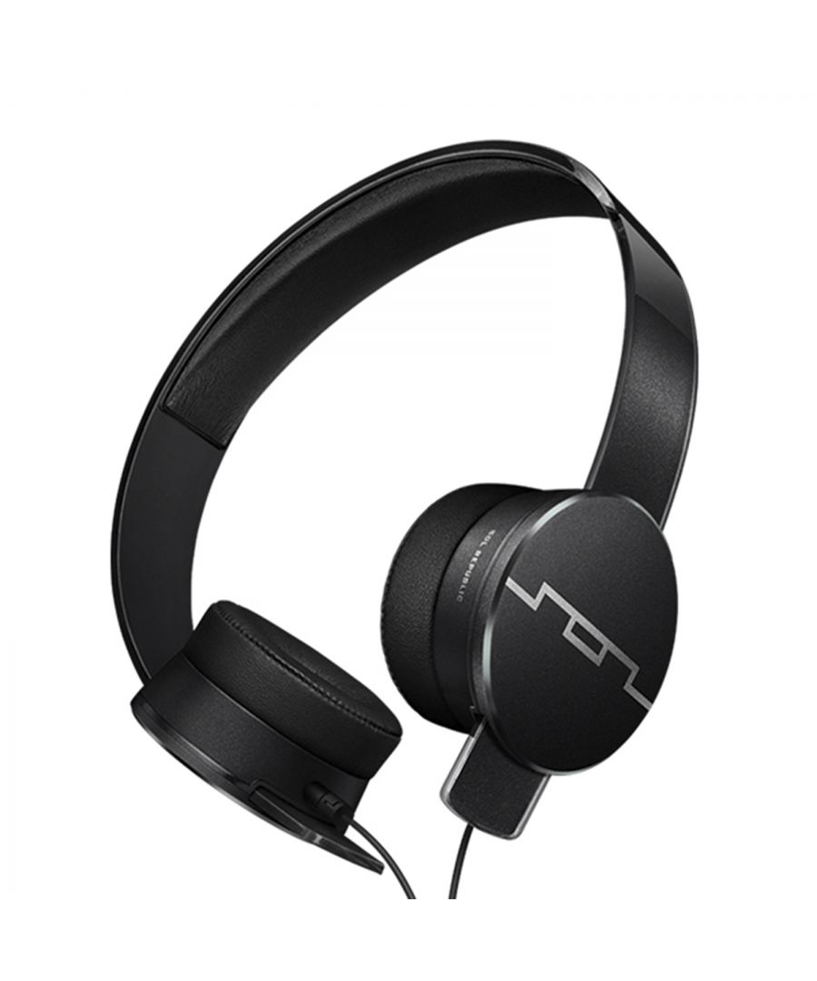 Image for Sol Republic Tracks Headphones Black