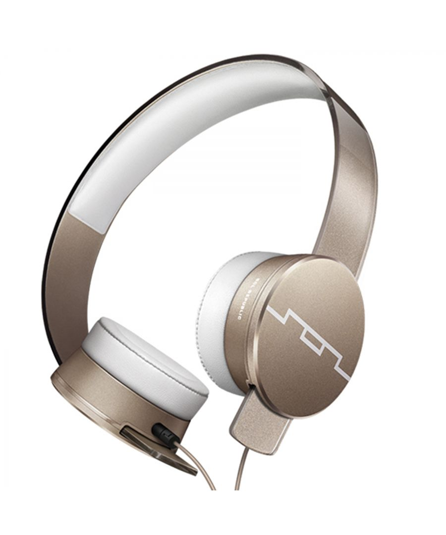 Image for Sol Republic Tracks Headphones Gold