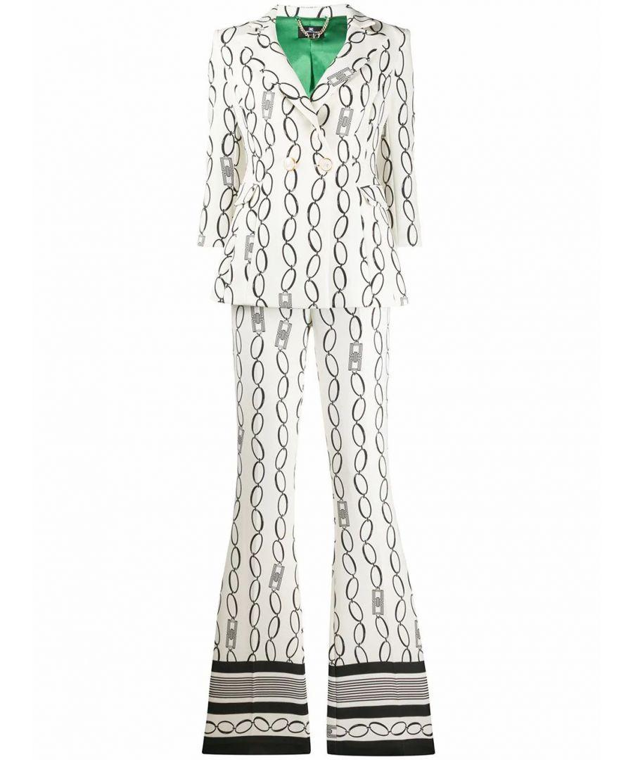 Image for ELISABETTA FRANCHI WOMEN'S TP03101E2E84 BEIGE POLYESTER DRESS