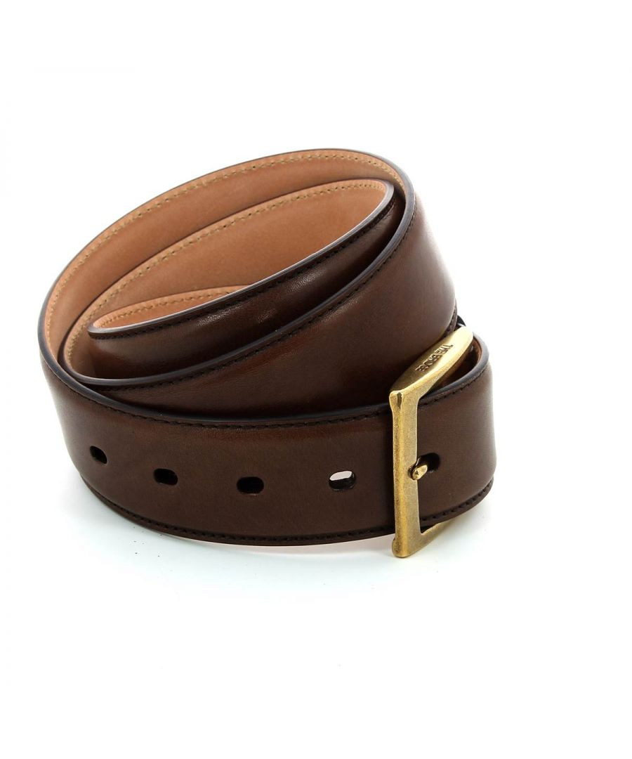 Image for The Bridge, Leather Belt CUOIO