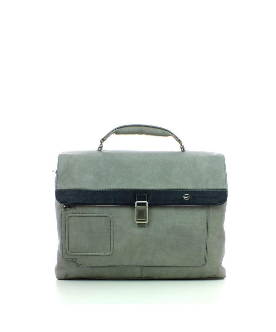 Image for Piquadro, Computer  Briefcase Vibe GRIGIO BLU