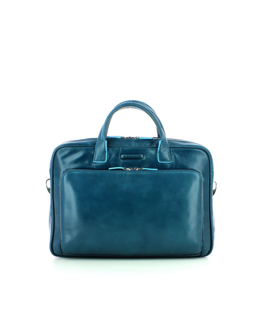 Image for Piquadro, Briefcase  Blue Square AVIO