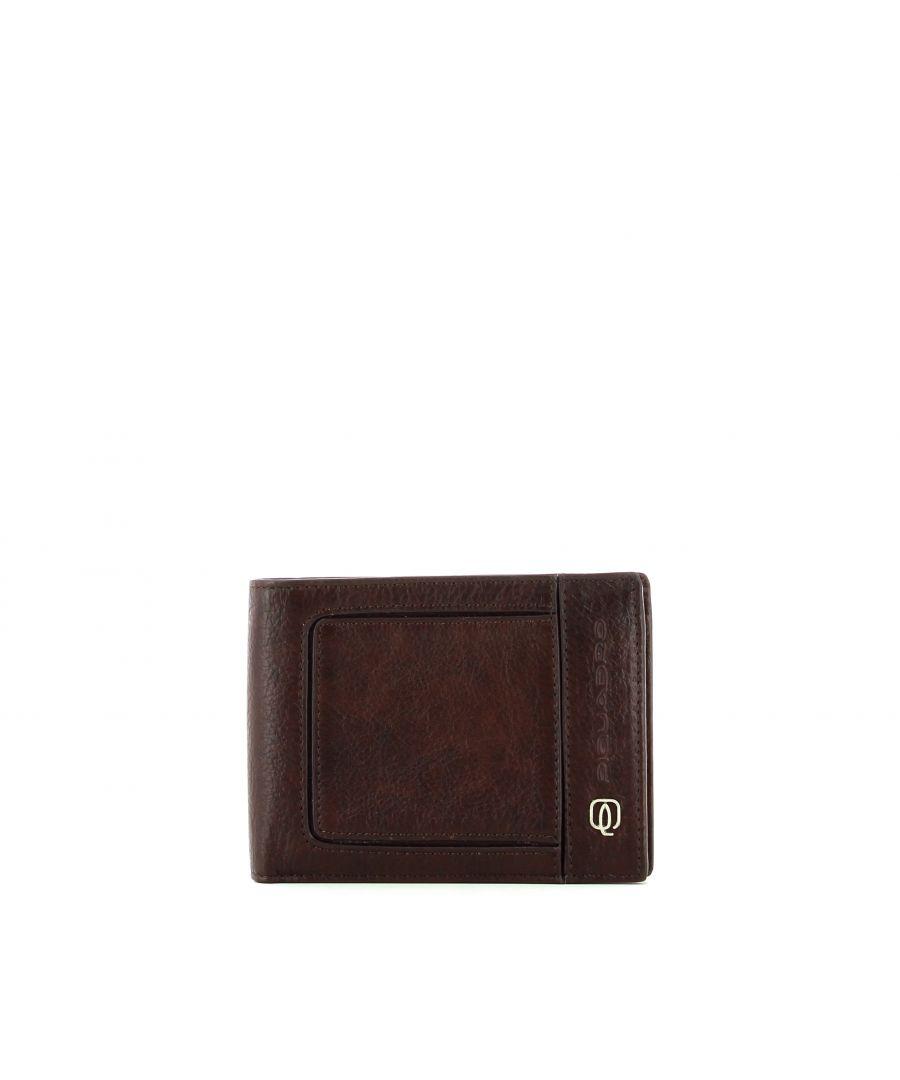 Image for Piquadro, Man Wallet Vibe TESTA MORO