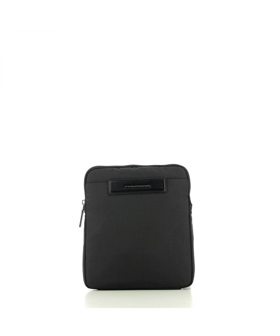 Image for Crossbody pocket bag Piquadro NERO